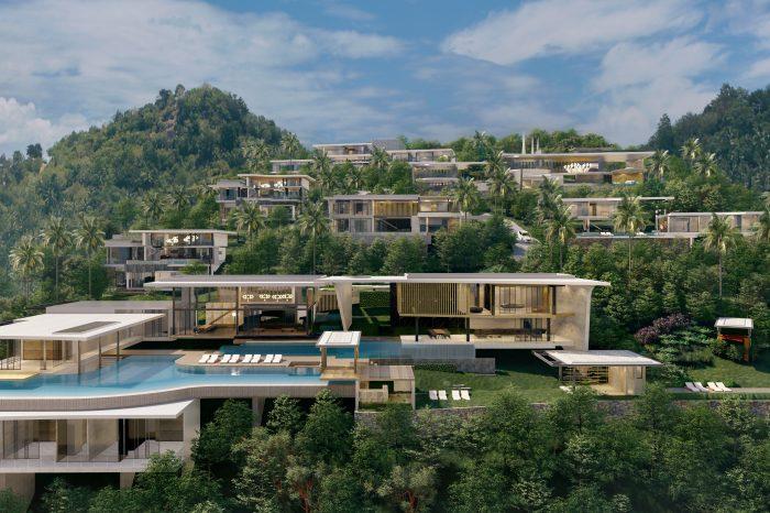 Kalessan luxury villa on Koh Samui